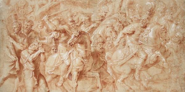 Rubens Image of Classical Scene